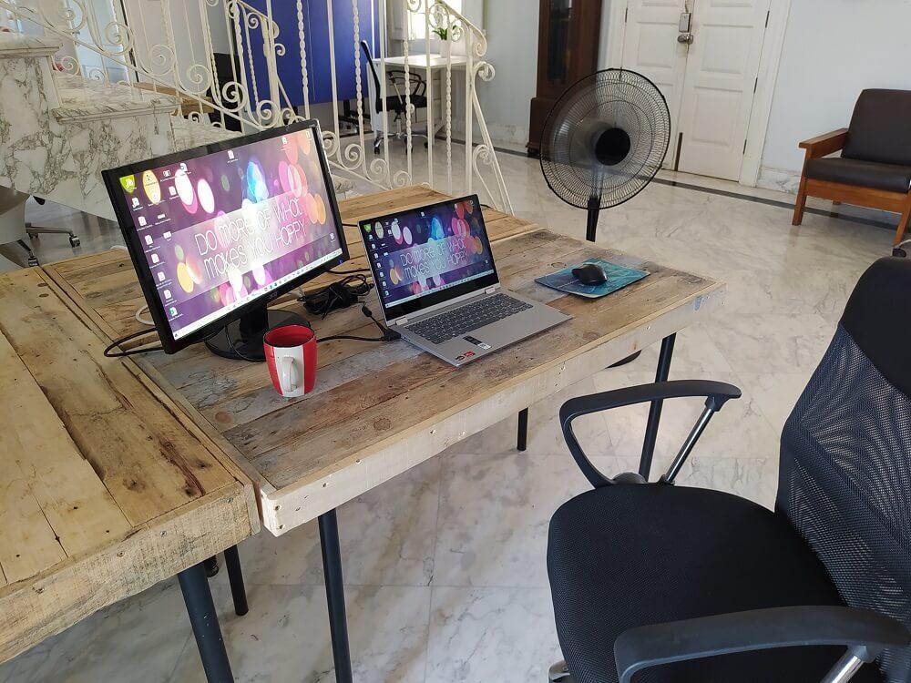 Malta Schreibtisch