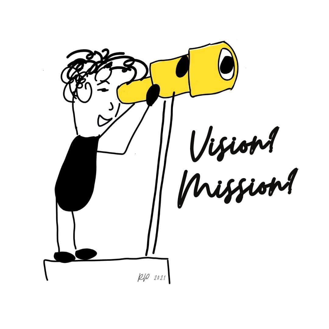 Visionärrisch oder brauchst du als Solopreneur:in eine Vision?