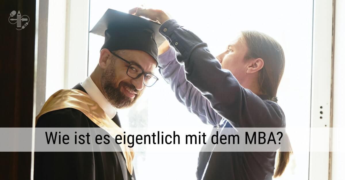 Was bingt das MBA Studium?