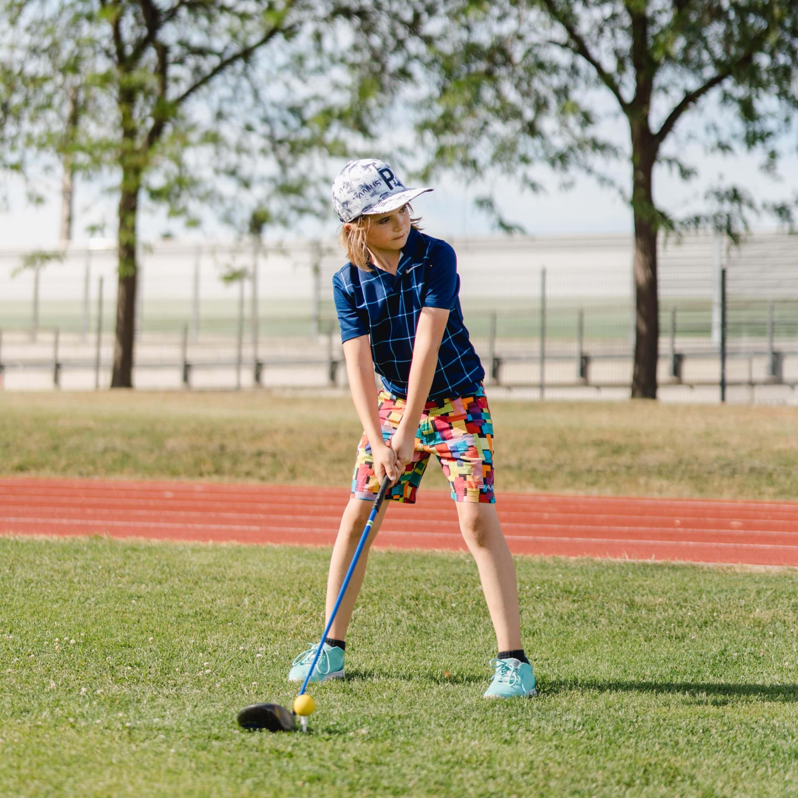 Junior Golf Stefan Dumitrica