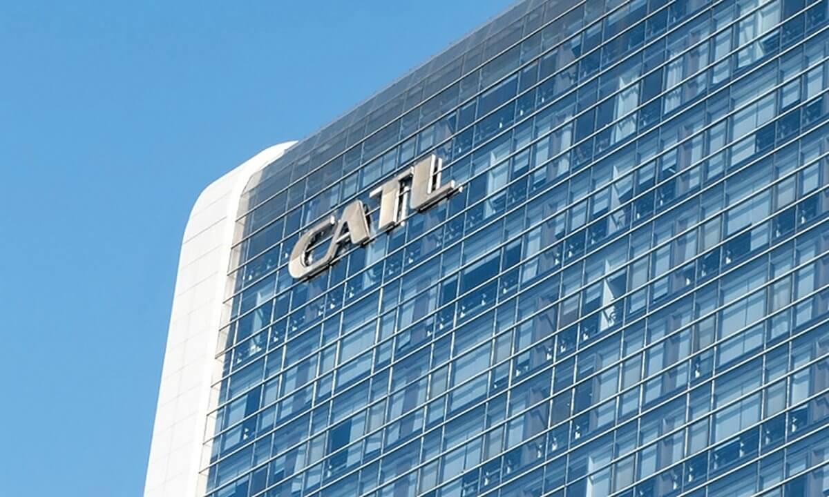 CATL stellt seine erste Natrium-Ionen-Batterie vor