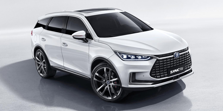 Chinesischer Autohersteller BYD mit erster Elektroauto-Lieferung nach Norwegen