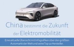 Tesla's Top 10 Elektroauto-Herausforderer aus China