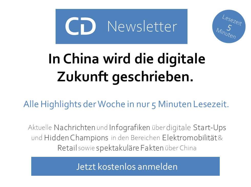 Newsletter china digital