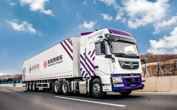 China Start-Up Finanzierungsrunden: Selbstfahrende Lastwagen und Biotech