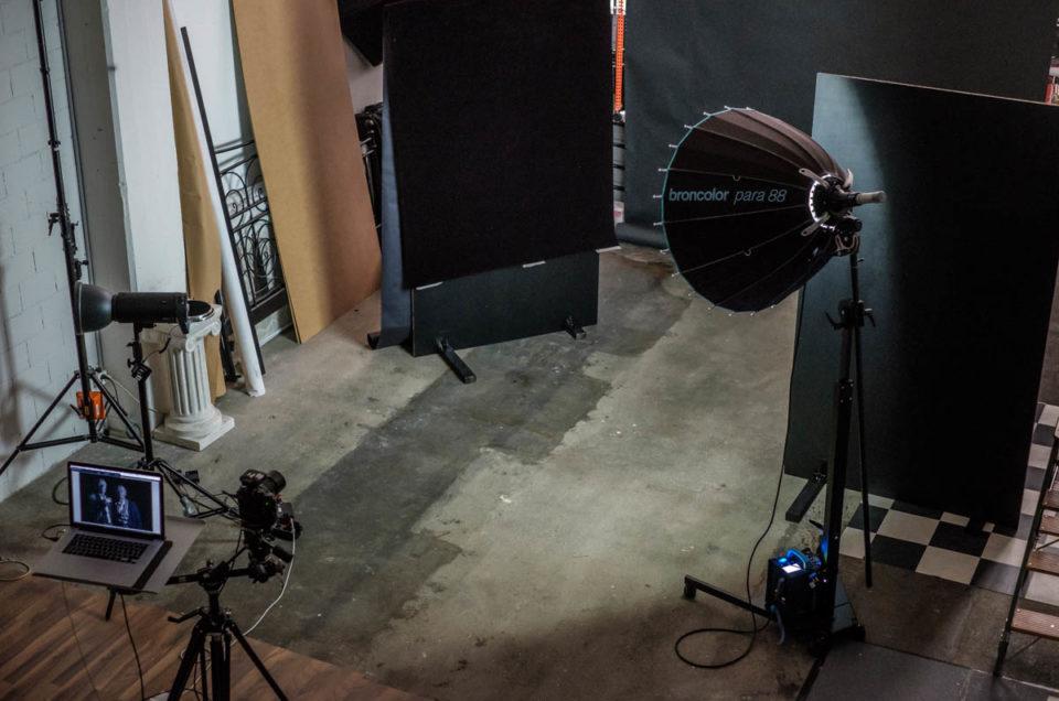 Fotografen fotografieren Fotografen I