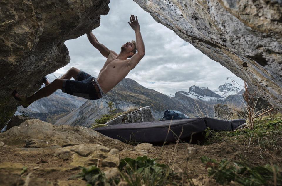 Bouldern: Bergsommer Teil 4
