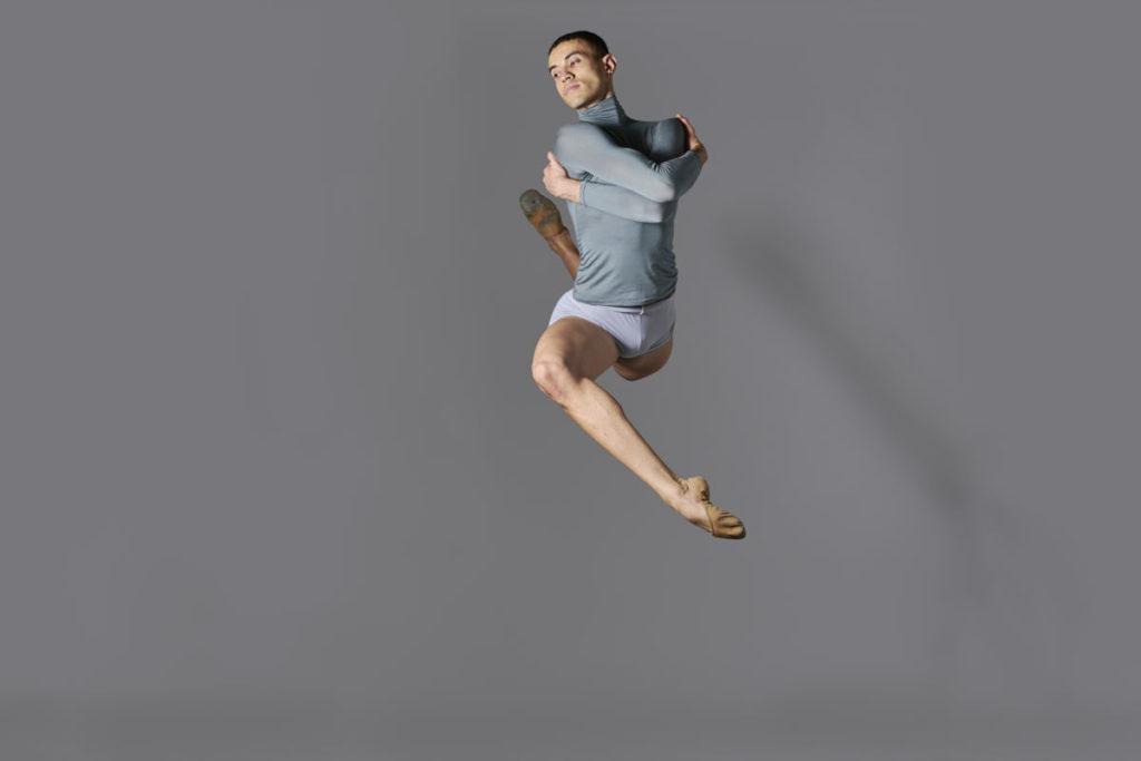 Willer Rocha hatte Ideen, die er für sein Tanzshooting umsetzen wollte....