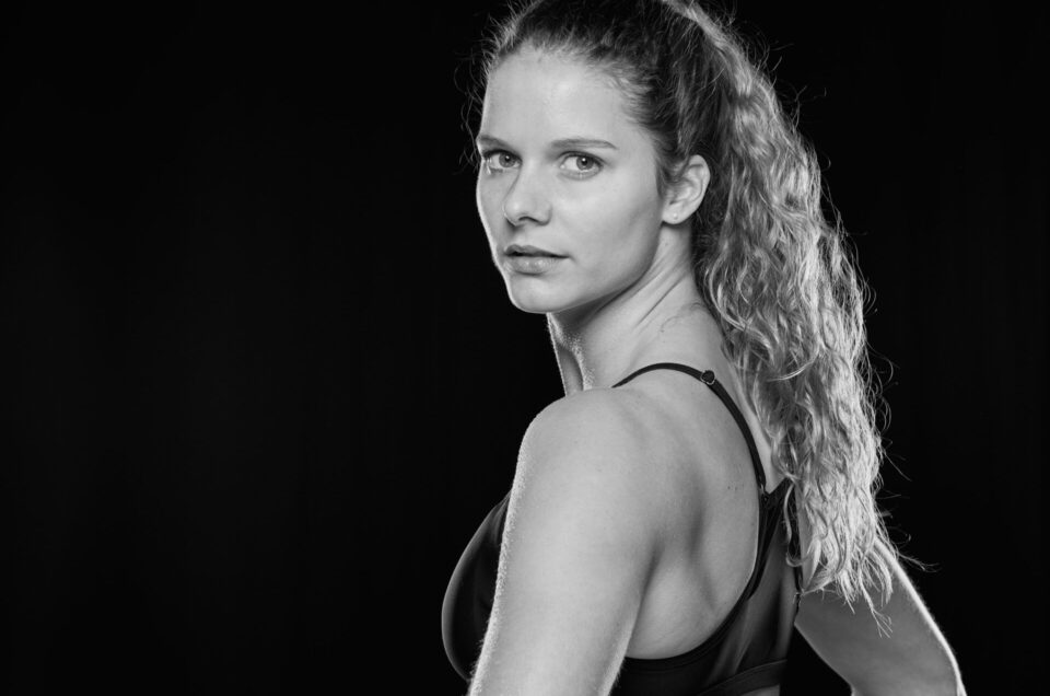 Portraitsshooting mit Athletinnen