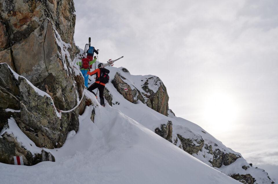 GFX im alpinen Umfeld