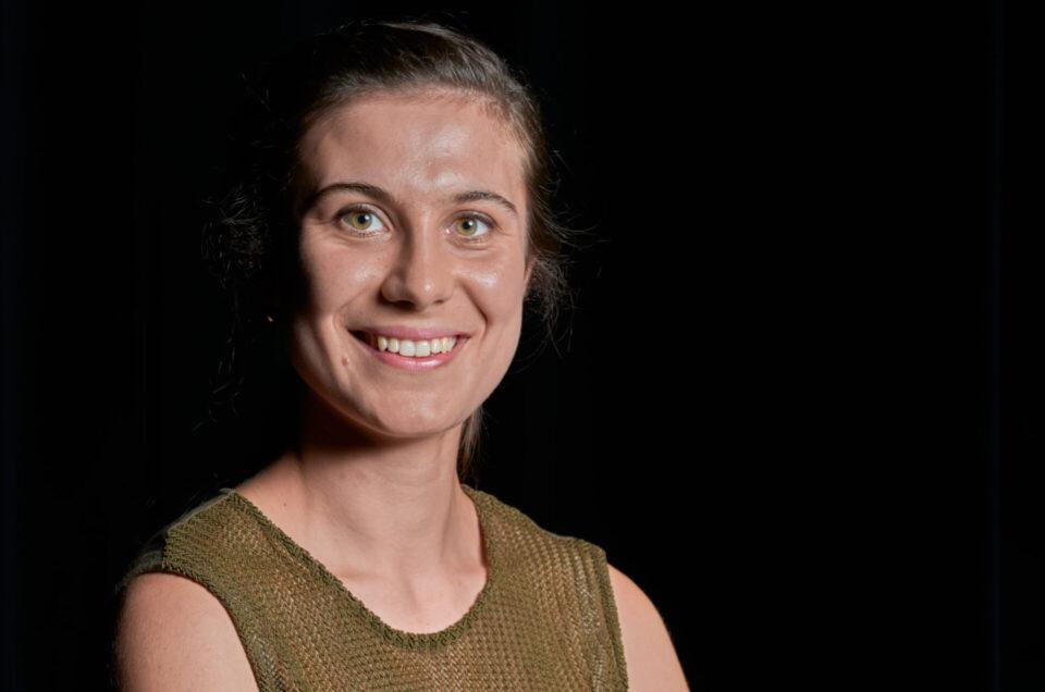 Nina Haug ist eine begabte Pianistin, die aktuell ihr Masterstudium in New York absolviert. Sie wirkte bei einem Projekt von Patrick Stoll mit.