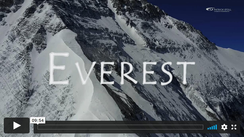 2017 stand Bruno Hufschmied auf dem Everest-