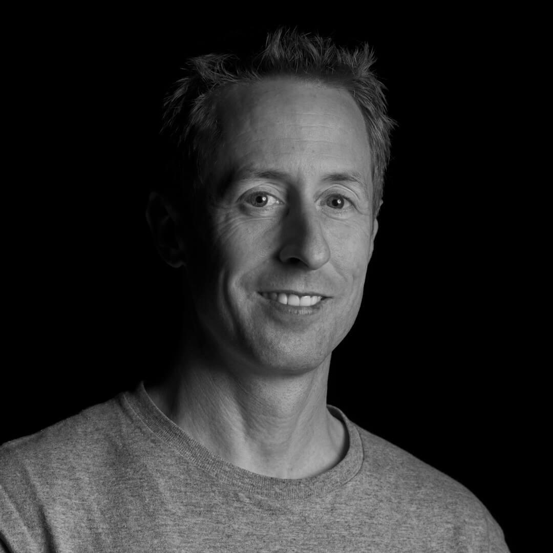 Portrait von Patrick Stoll