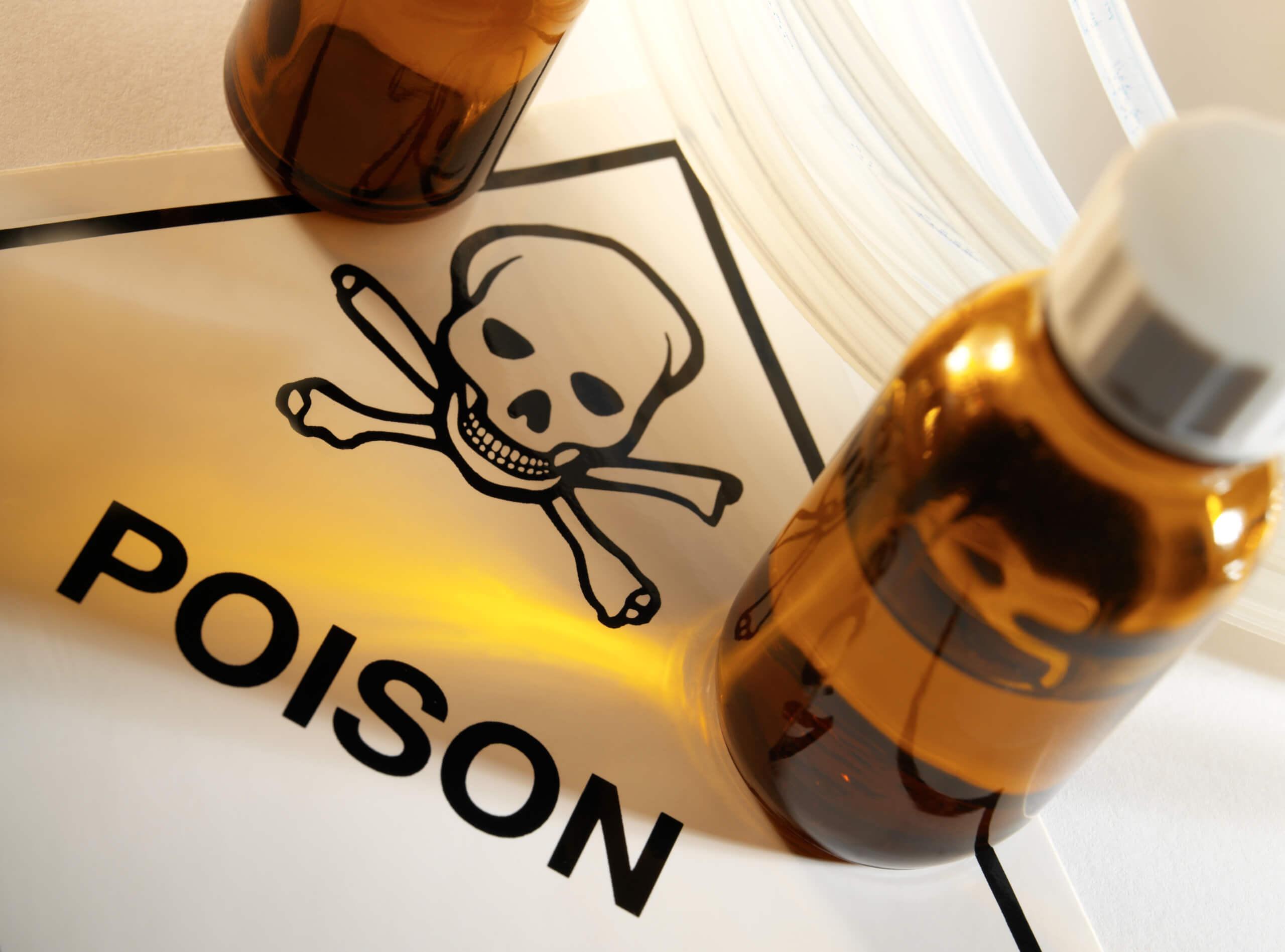 Giftige Parfums Liste