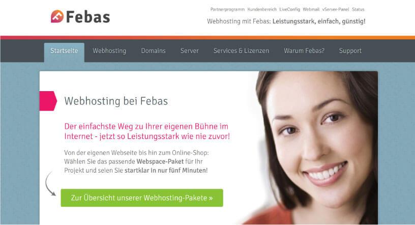 Febas Webhosting