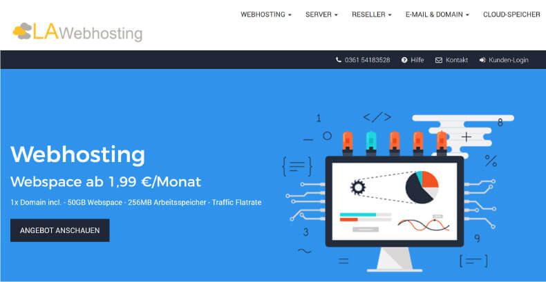 LA Webhosting
