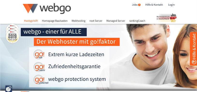 Webgo Webhosting