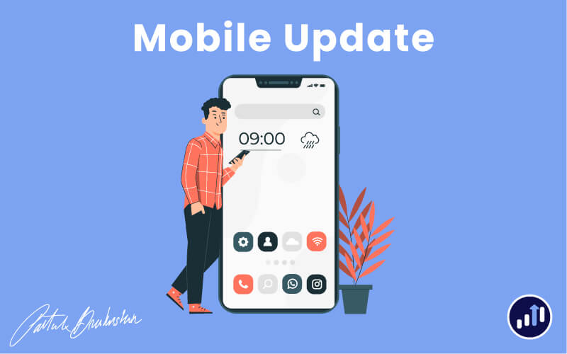 Mobile Update von Google