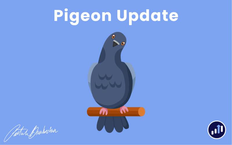 Pigeon Update von Google