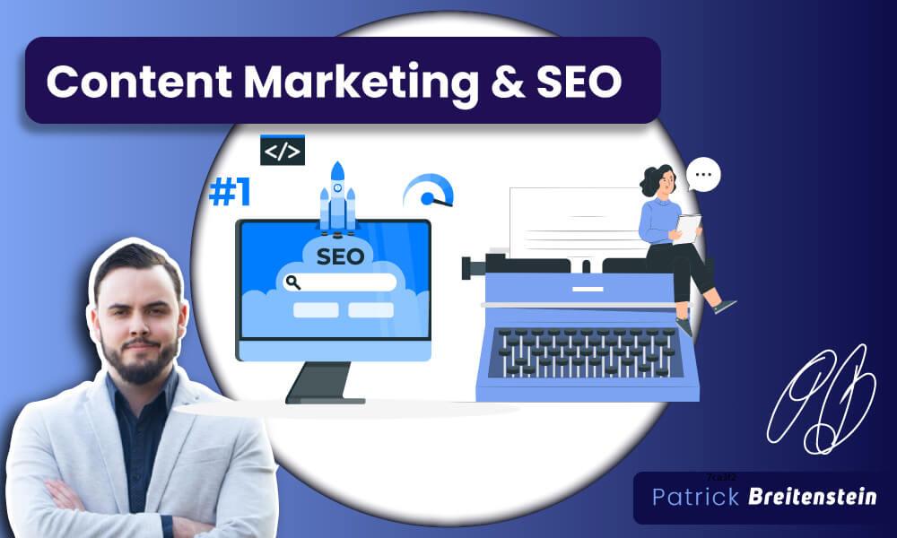 Content Marketing & SEO: Der Unterschied einfach erklärt (mit Tipps)