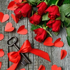 Bald ist Valentinstag - jetzt vorbestellen