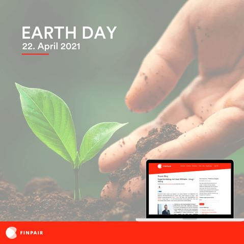 Earth Day Linkedin