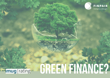 Green Finance banner