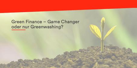 Trend Green Finance