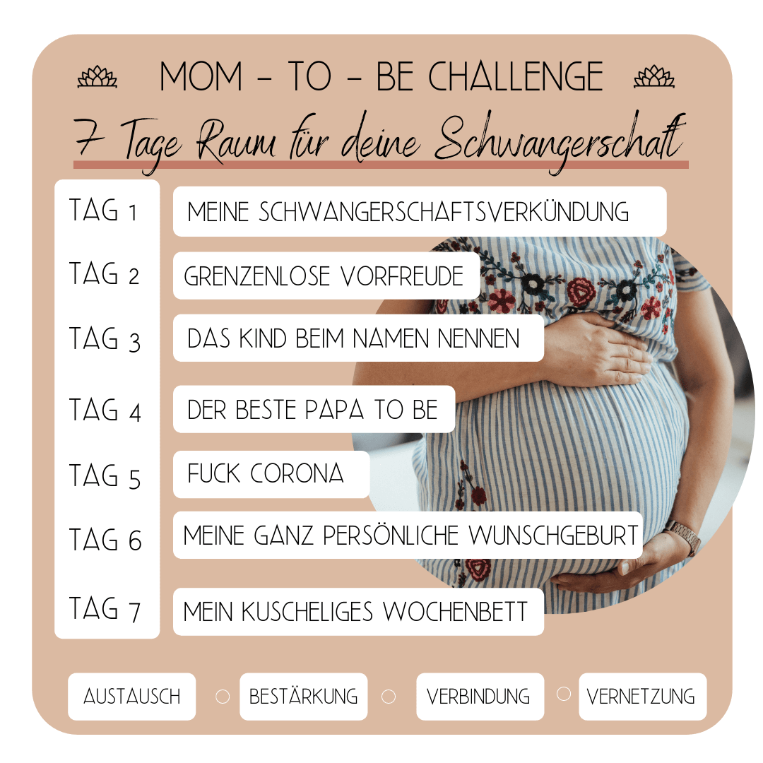 Mom-to-be Challenge