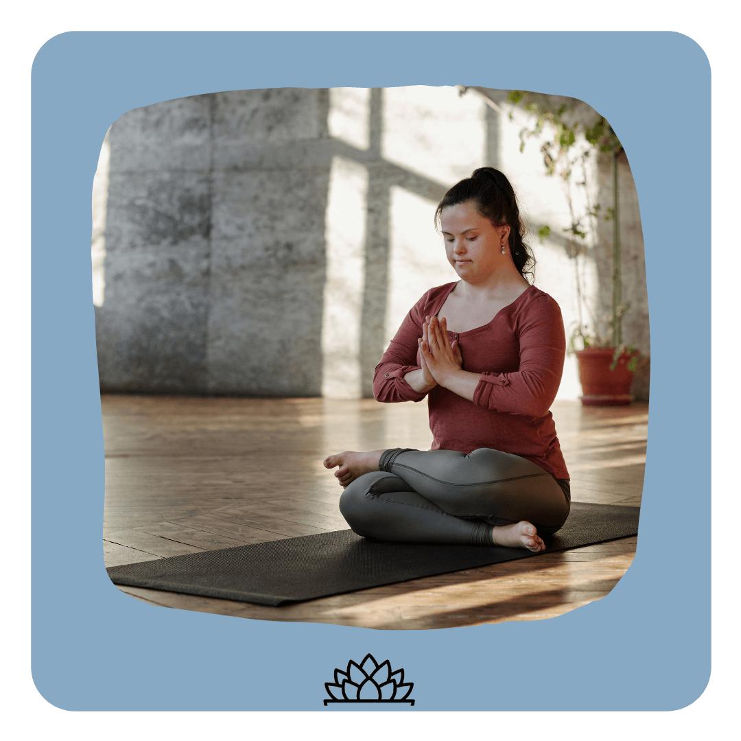 Geführte Meditationen sind Yoga für deinen Kopf