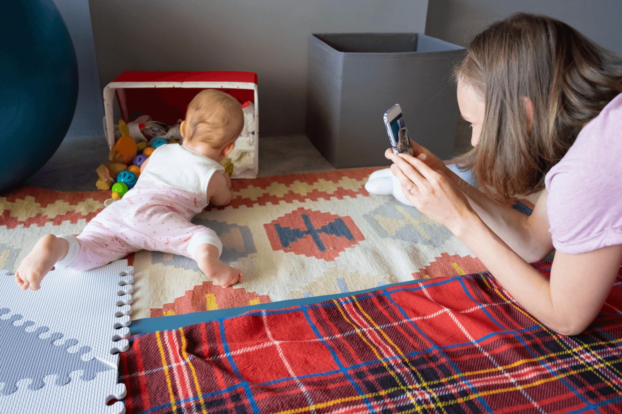 Wie Insta, Youtube, Facebook & CO unser Familienleben beeinflussen