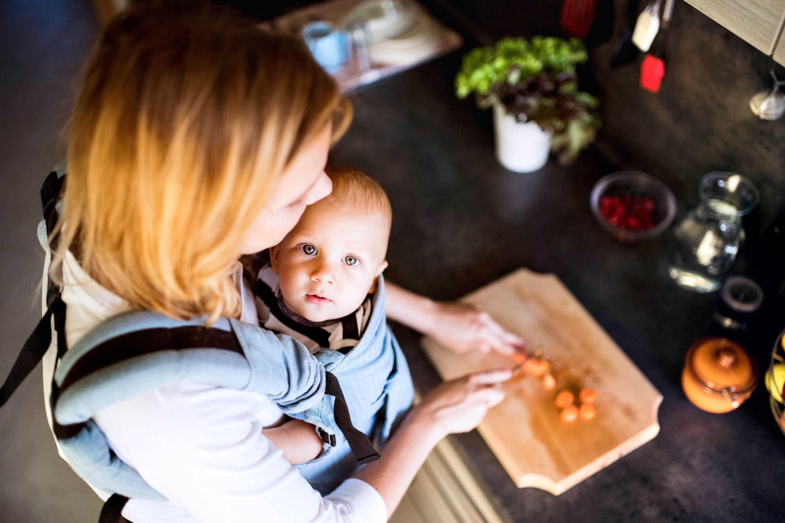 Entspannte Haushaltsorganisation mit Baby