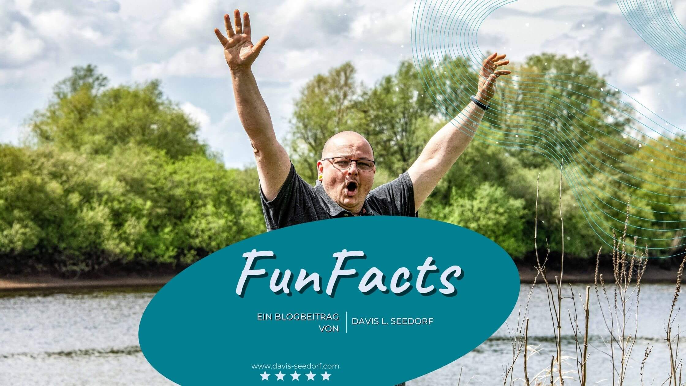 FunFacts: Was du garantiert von mir noch nicht wusstest