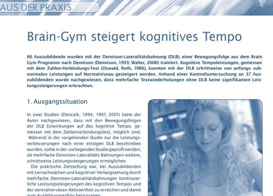 00029 Brain Gym Steigert