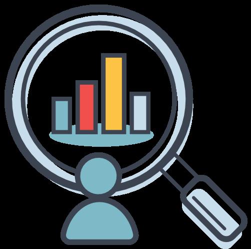Icon Konkurrenz Analyse