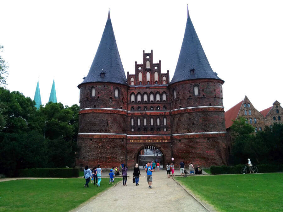 Buddenbrookhaus Lübeck Mengstraße