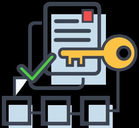 Icon für Suchbegriffe