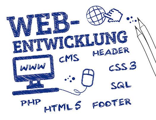 Webentwicklungen