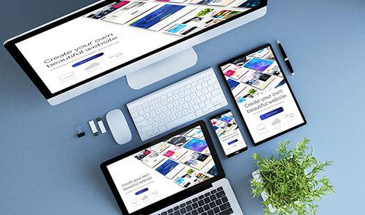Webseiten auch für Mobile