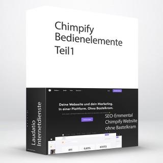 Chimpify Bedienelemente Teil 1