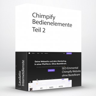 Chimpify Bedienelemente Teil 2