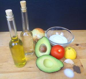 Ein Guacamole Rezept - das Beste zu Weißbrot oder Tortilla-Chips! Die Zutaten
